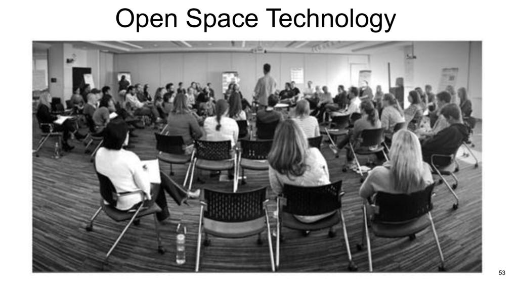 53 Open Space Technology