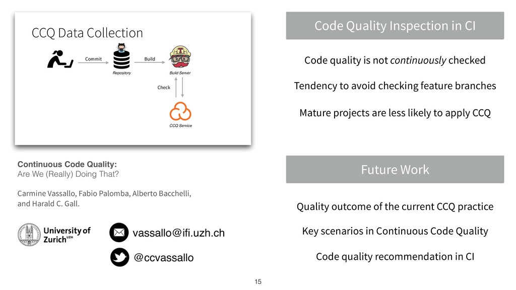 15 Continuous Code Quality: Are We (Really) Doi...