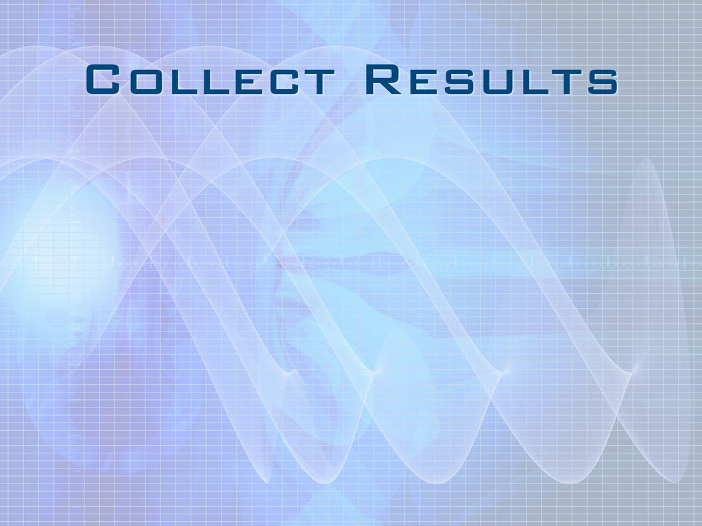 Collect Results