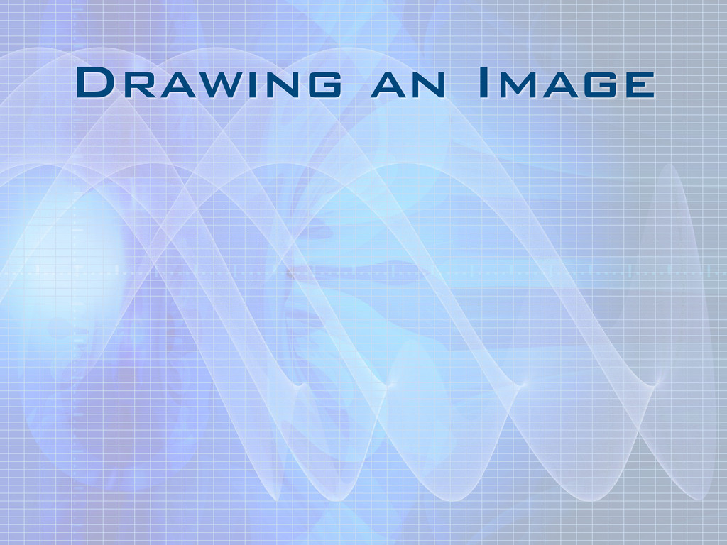 Drawing an Image