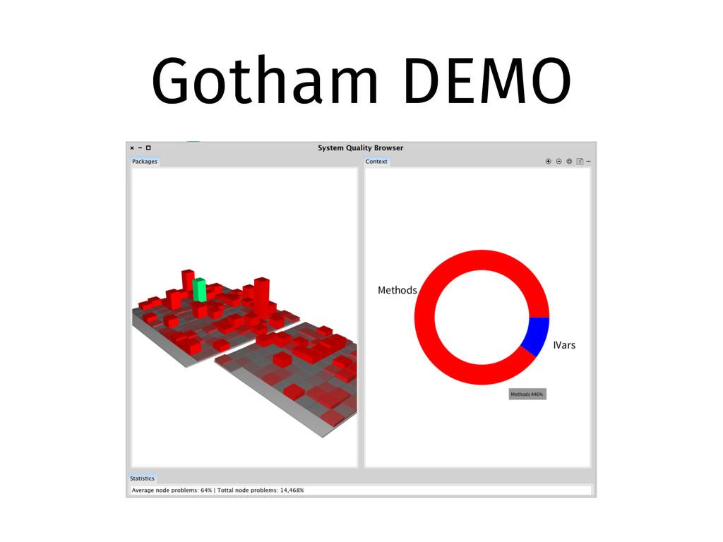 Gotham DEMO