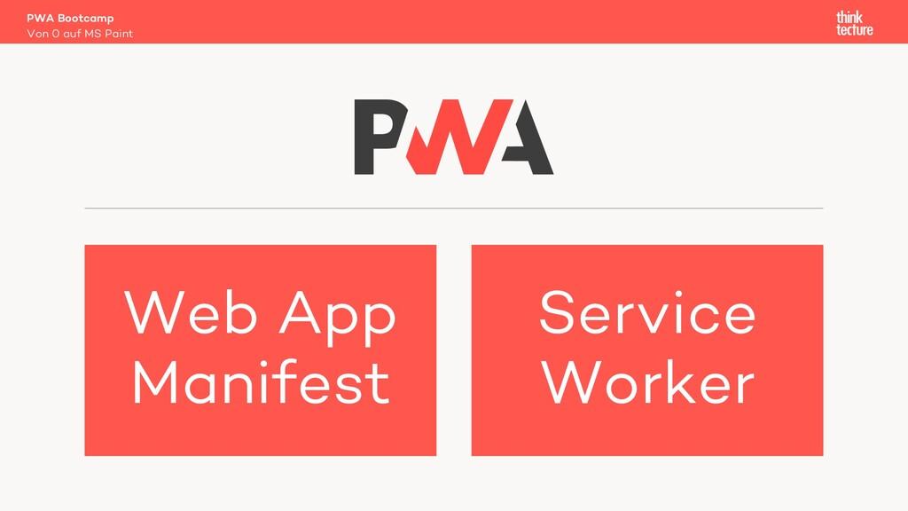 PWA Bootcamp Von 0 auf MS Paint Web App Manifes...