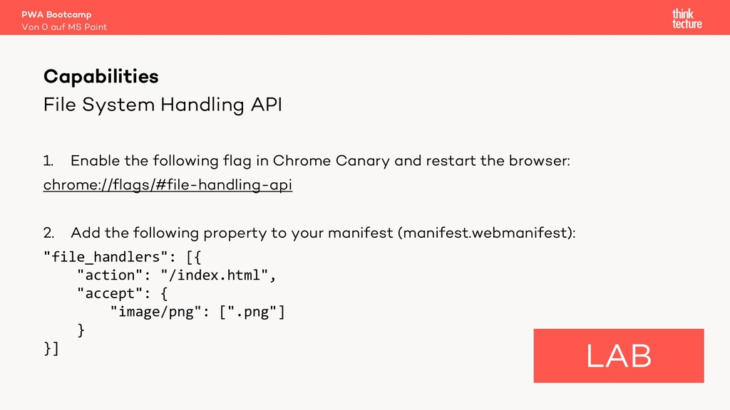 File System Handling API 1. Enable the followin...