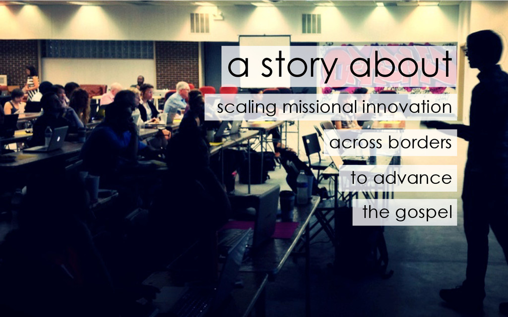 scaling missional innovation a story about acro...