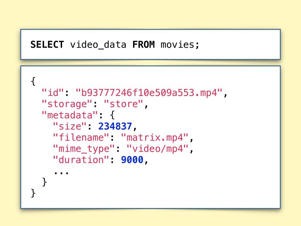 "{ ""id"": ""b93777246f10e509a553.mp4"", ""storage"": ..."