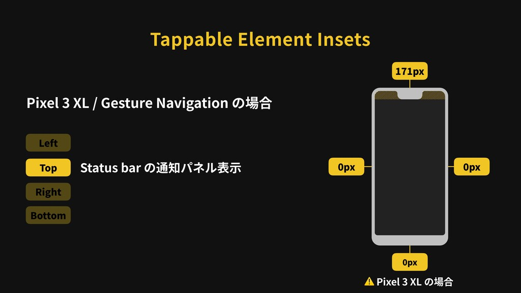 Tappable Element Insets 171px 0px 0px 0px Statu...