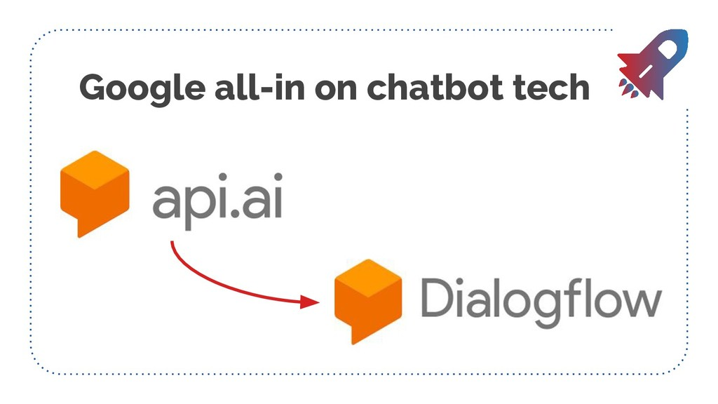 Google all-in on chatbot tech