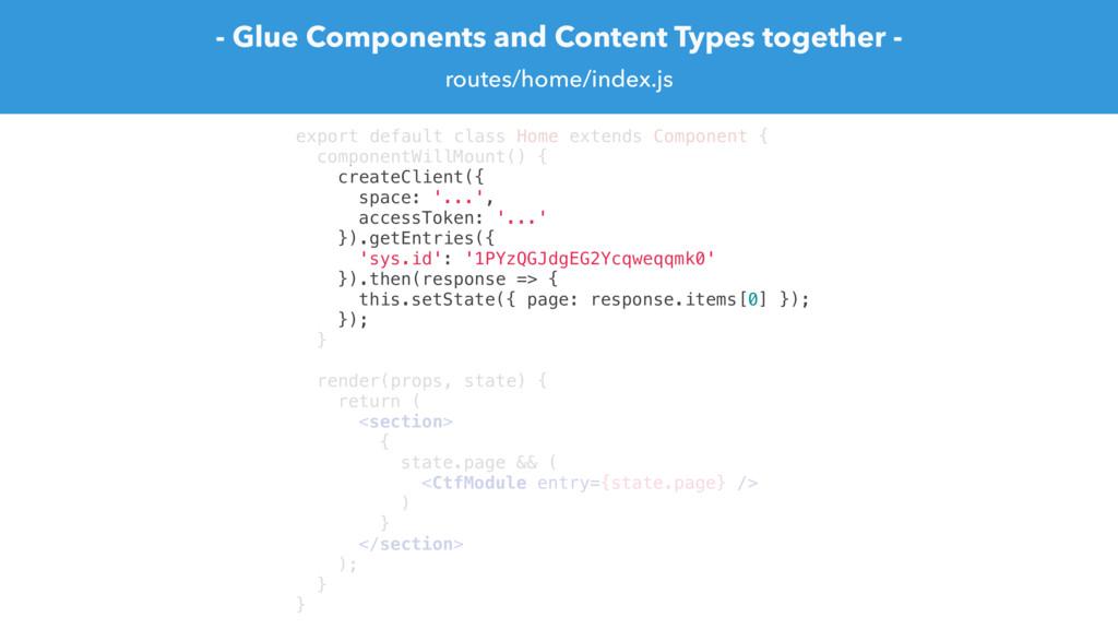 export default class Home extends Component { c...