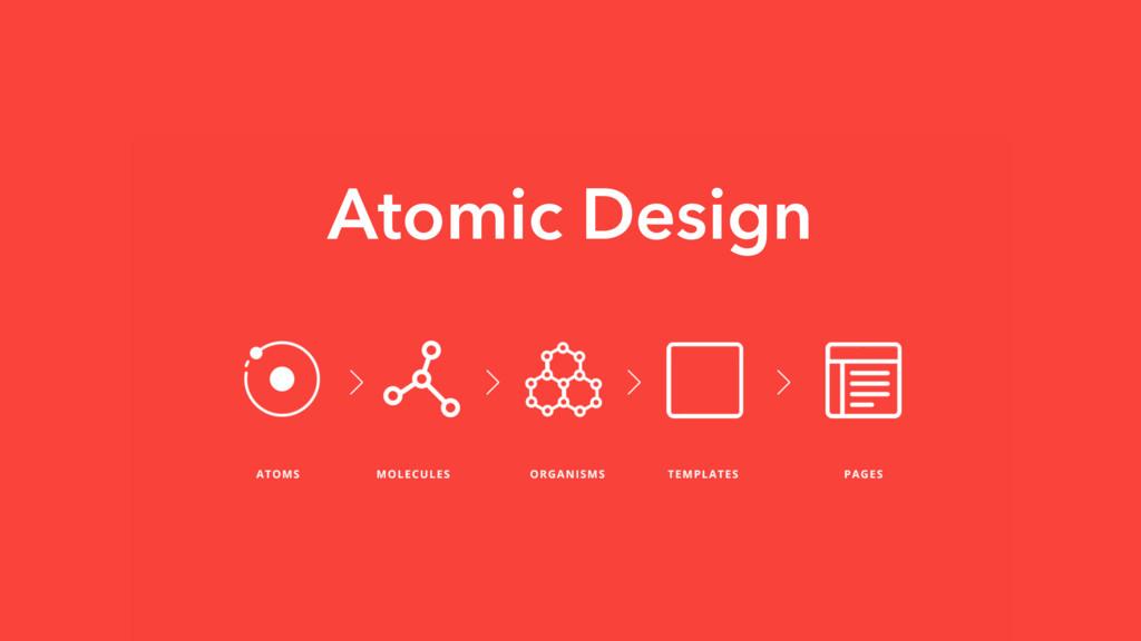 Atomic Design