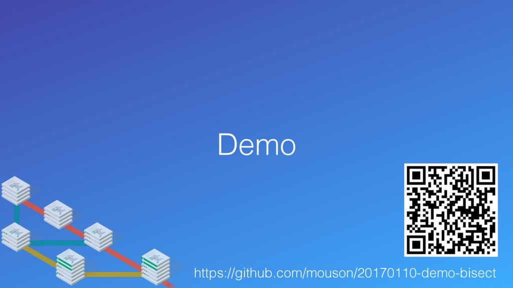 Demo https://github.com/mouson/20170110-demo-bi...