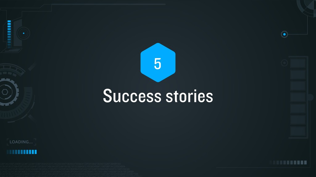 Success stories 5