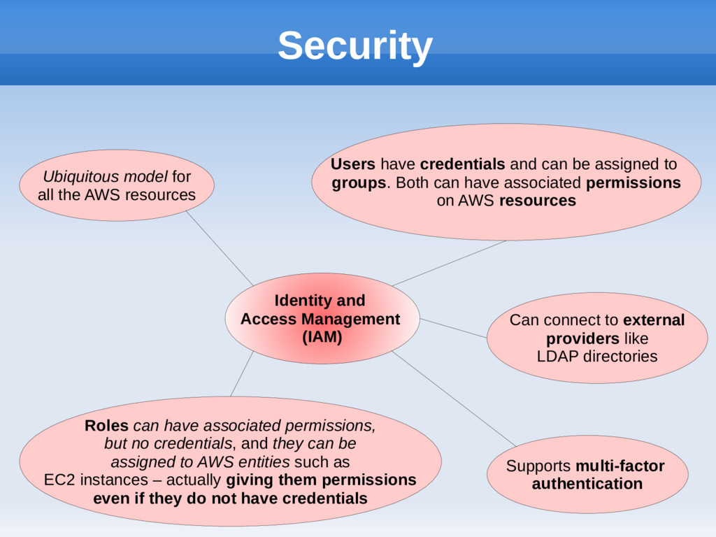 Security Identity and Access Management (IAM) U...