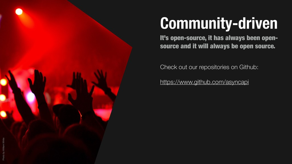 Check out our repositories on Github: https://w...
