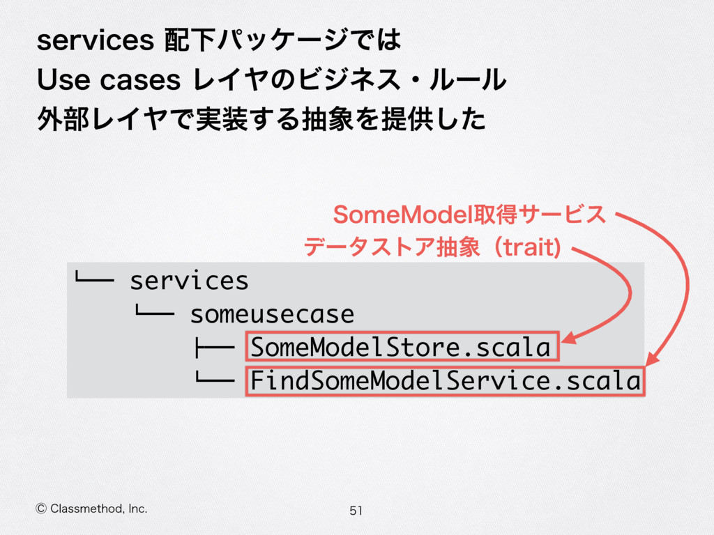 """!"""""""" services !"""""""" someusecase $"""""""" SomeModelStore..."""