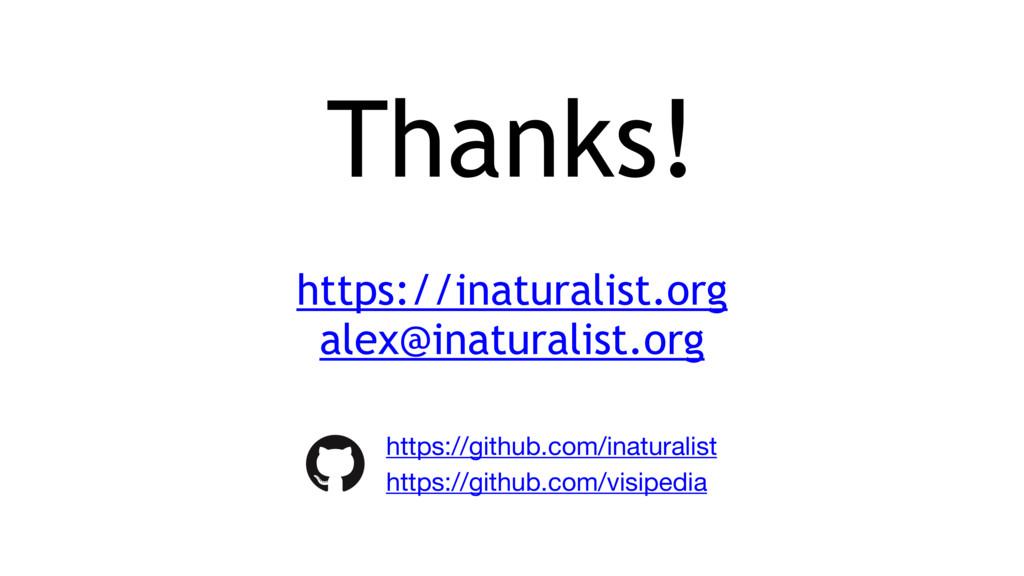 Thanks! https://inaturalist.org alex@inaturalis...