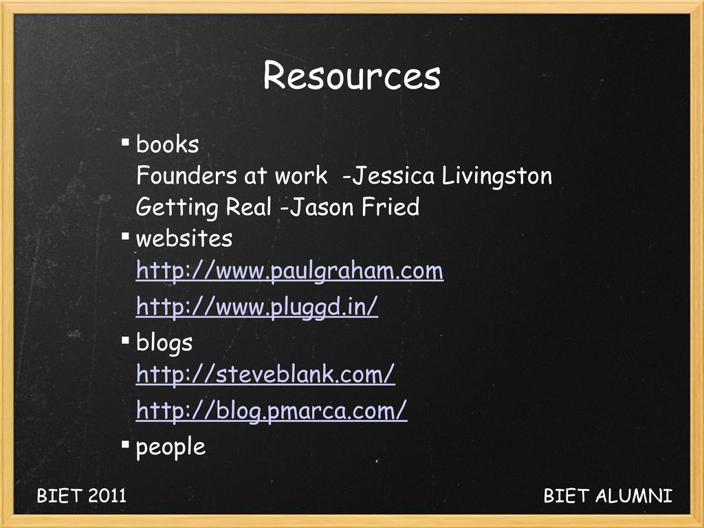 Resources  books Founders at work -Jessica Liv...