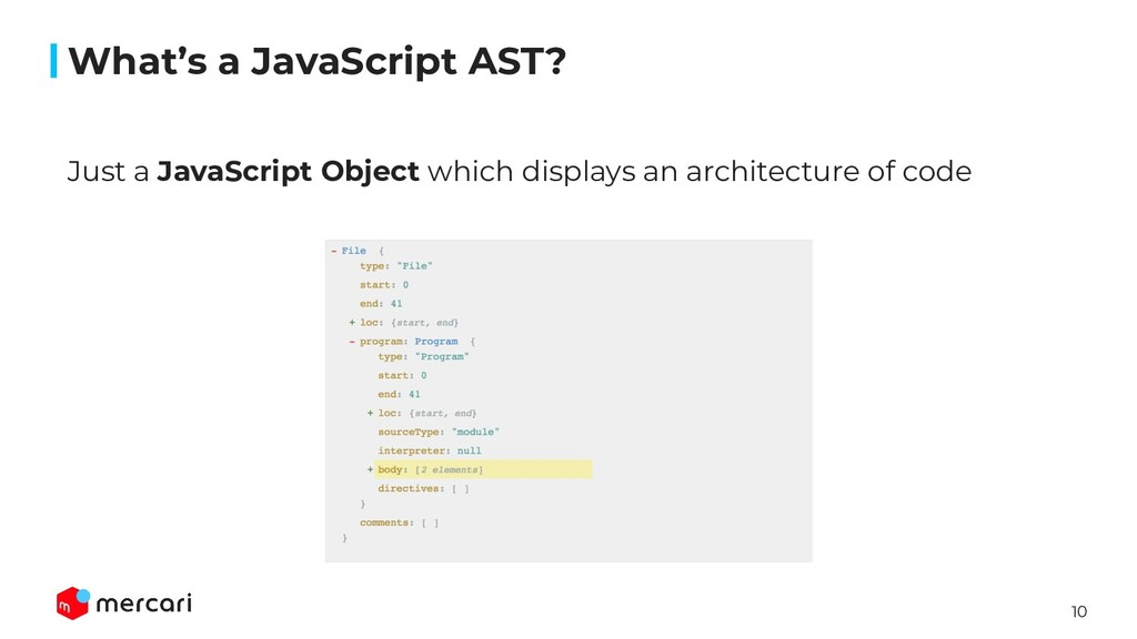 10 Just a JavaScript Object which displays an a...