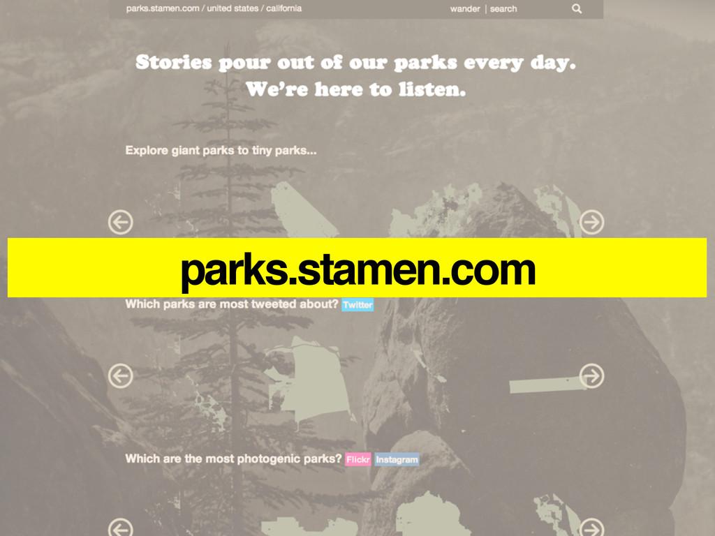 parks.stamen.com