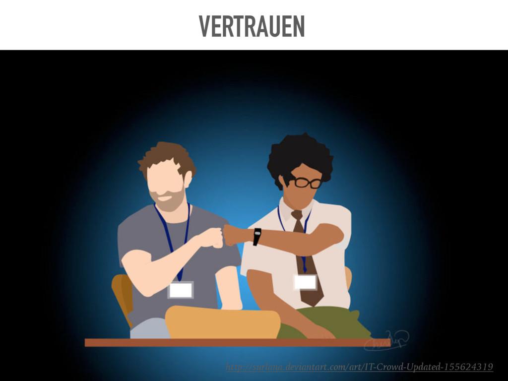 VERTRAUEN http://surlana.deviantart.com/art/IT-...