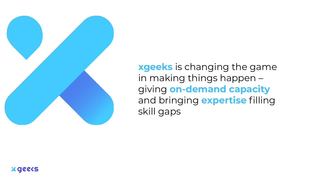 xgeeks is changing the game in making things ha...