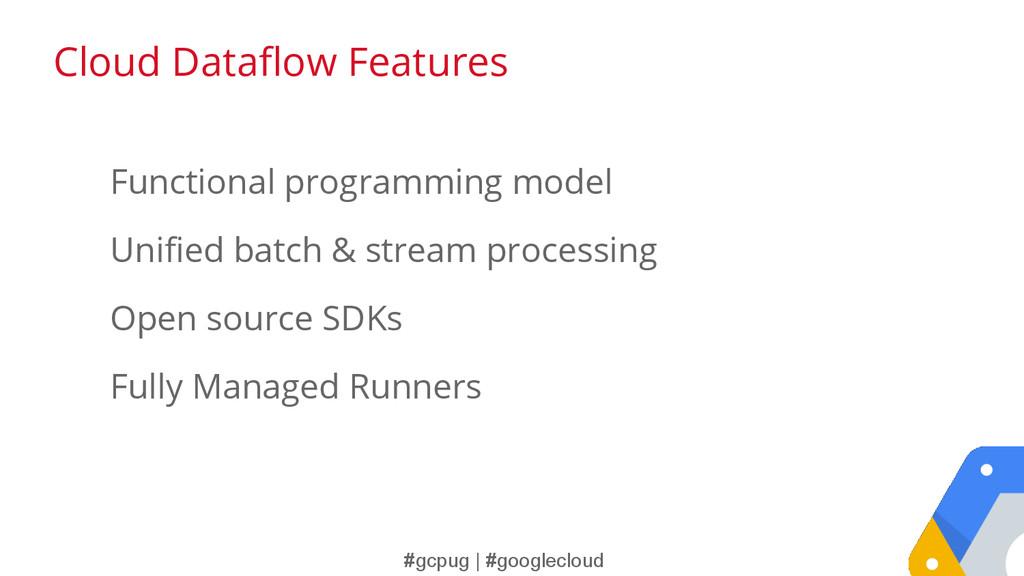 #gcpug | #googlecloud Functional programming mo...