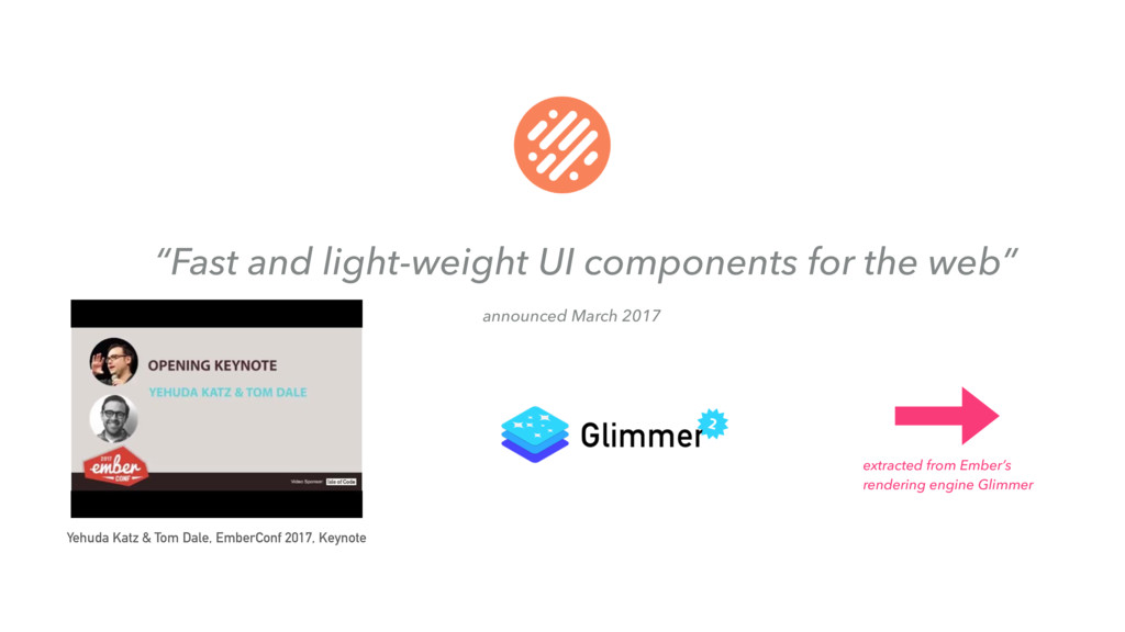 """Fast and light-weight UI components for the we..."