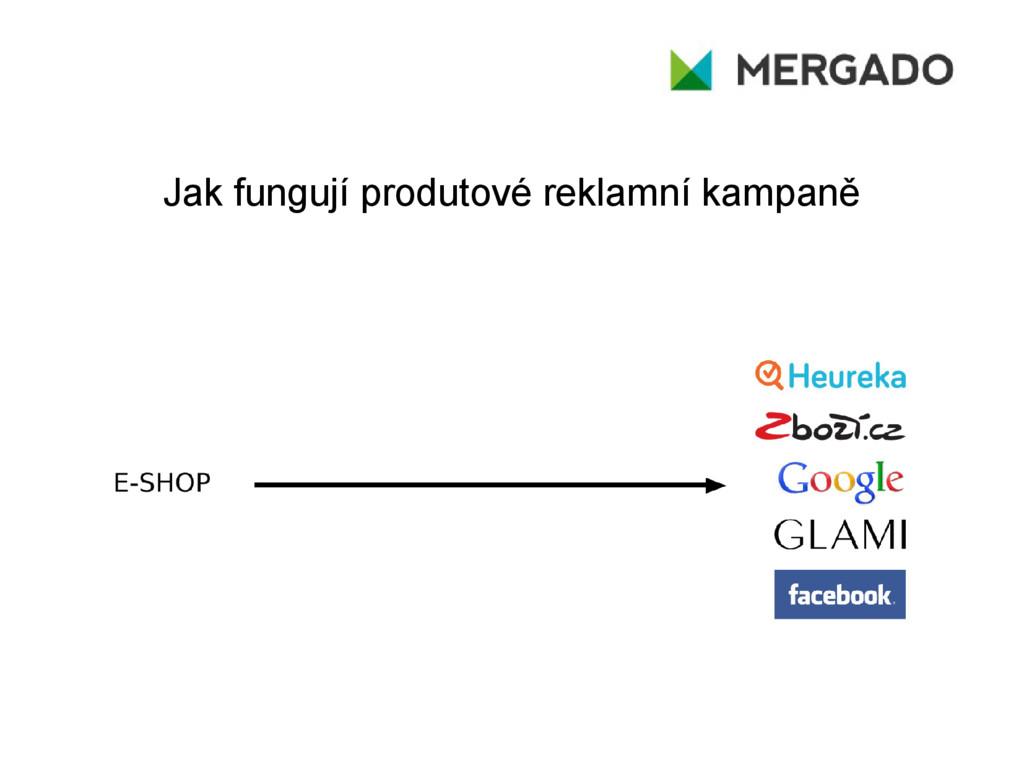 Jak fungují produtové reklamní kampaně