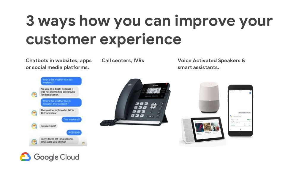 3 ways how you can improve your customer experi...