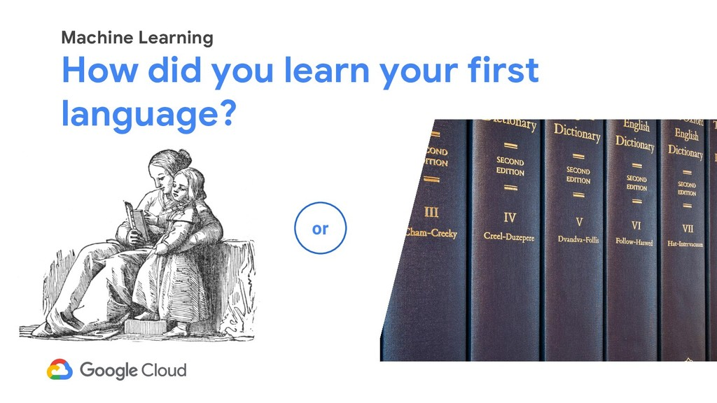 Machine Learning How did you learn your first l...