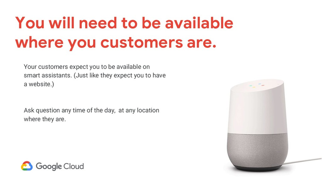 Your customers expect you to be available on sm...