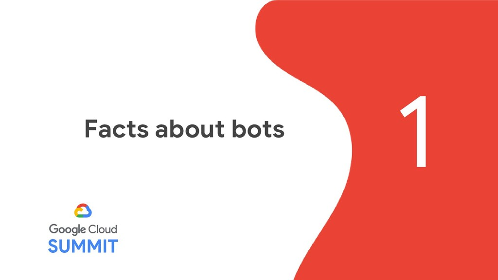1 Facts about bots