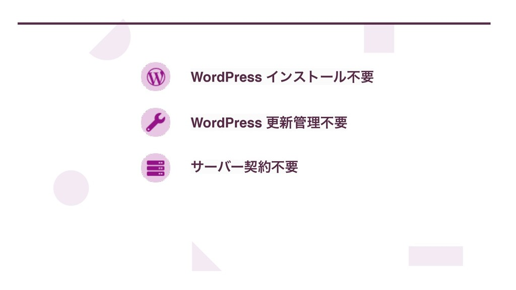 WordPress Πϯετʔϧෆཁ WordPress ߋ৽ཧෆཁ αʔόʔܖෆཁ