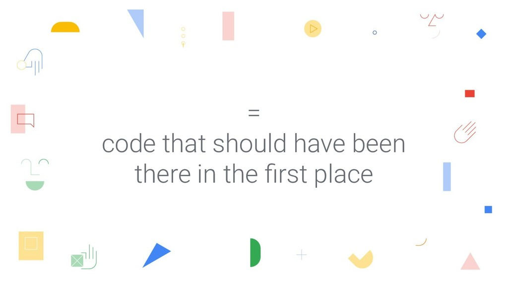 = code that should have been there in the first ...