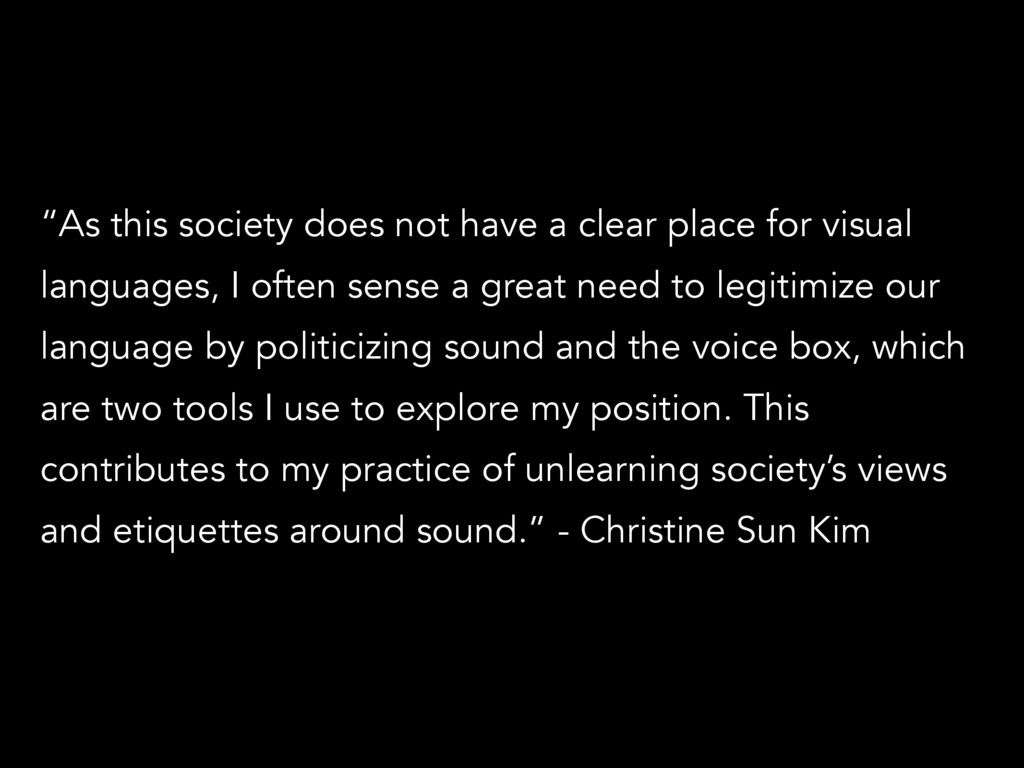 """! ! """"As this society does not have a clear plac..."""