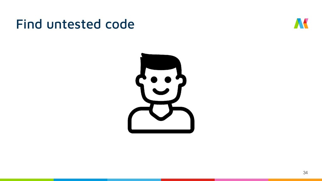Find untested code 34