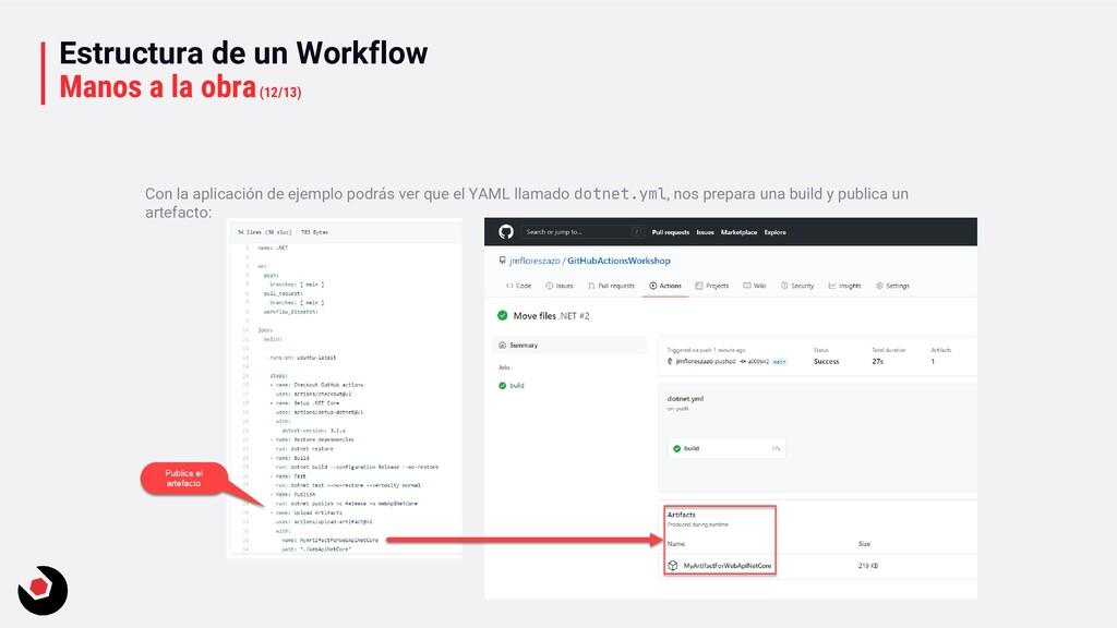 Estructura de un Workflow Manos a la obra(12/13...