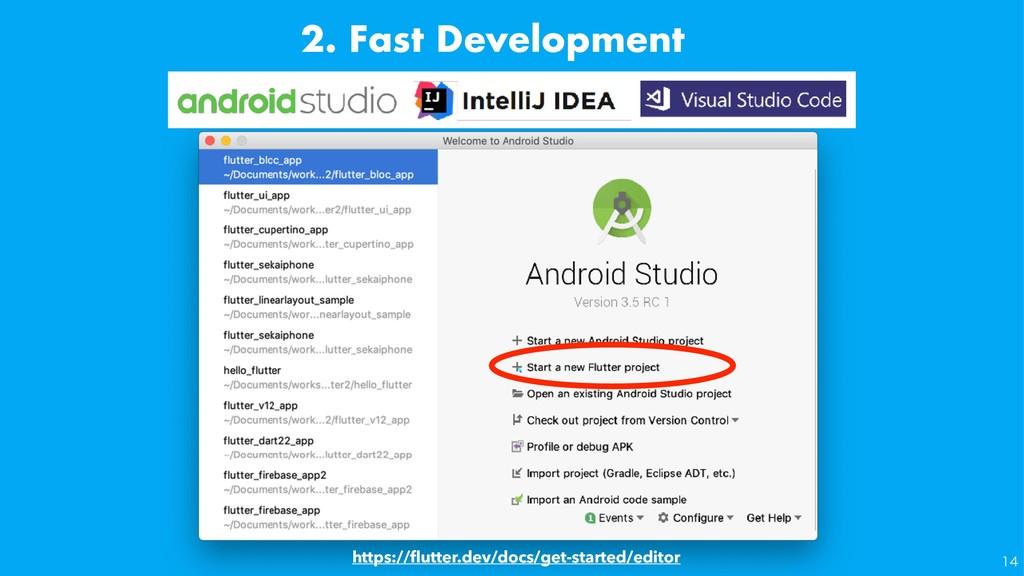 2. Fast Development https://flutter.dev/docs/get...