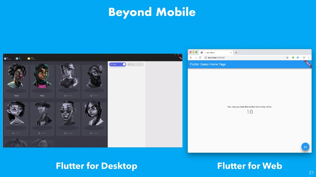 Beyond Mobile Flutter for Desktop Flutter ...