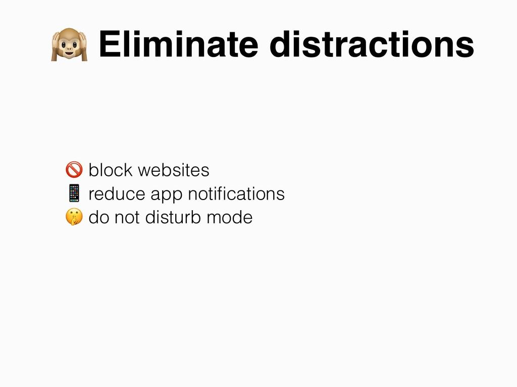 🙉 Eliminate distractions 🚫 block websites   📱 r...