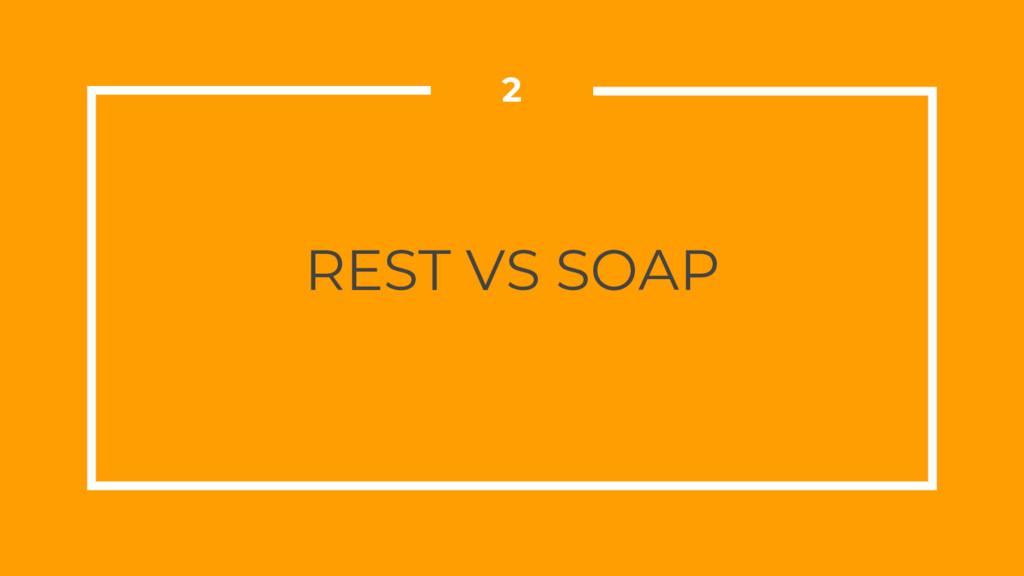 REST VS SOAP 2
