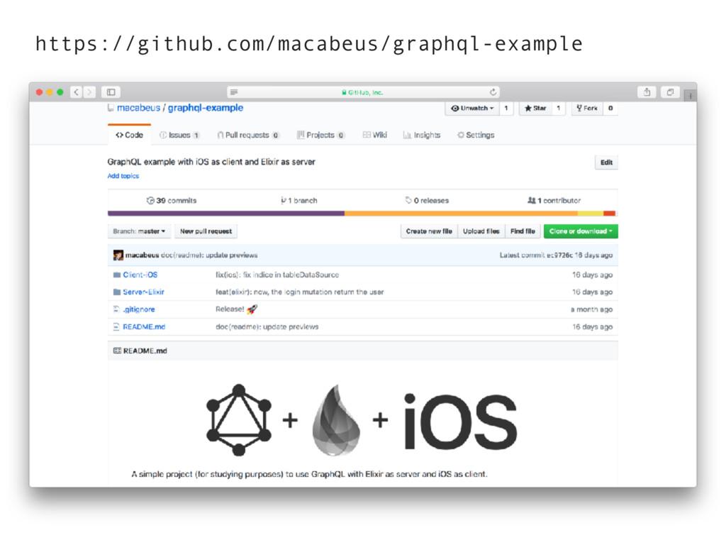 https://github.com/macabeus/graphql-example