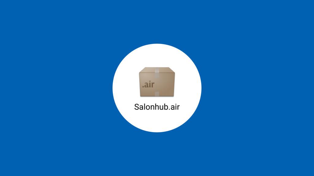 Salonhub.air