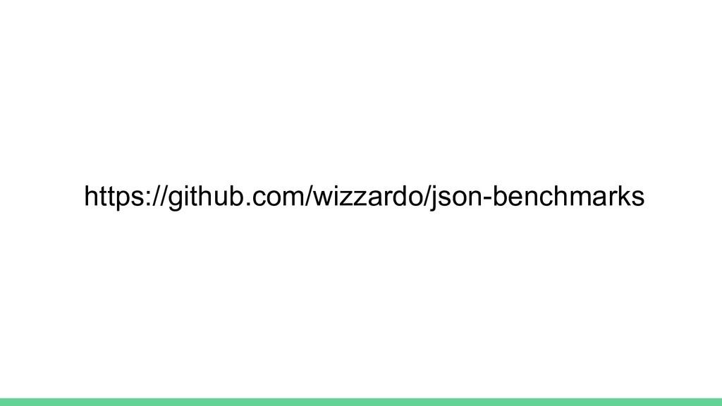 https://github.com/wizzardo/json-benchmarks
