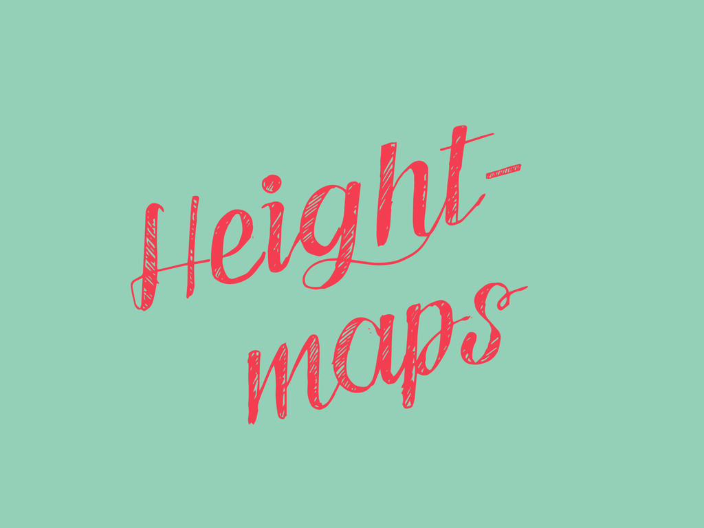 Height- maps