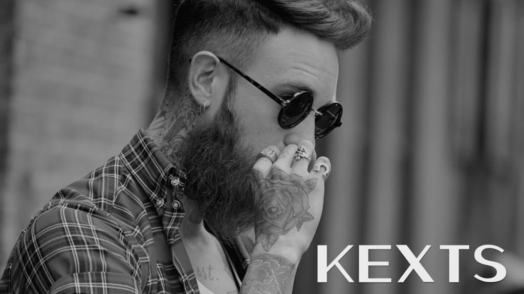 Kexts