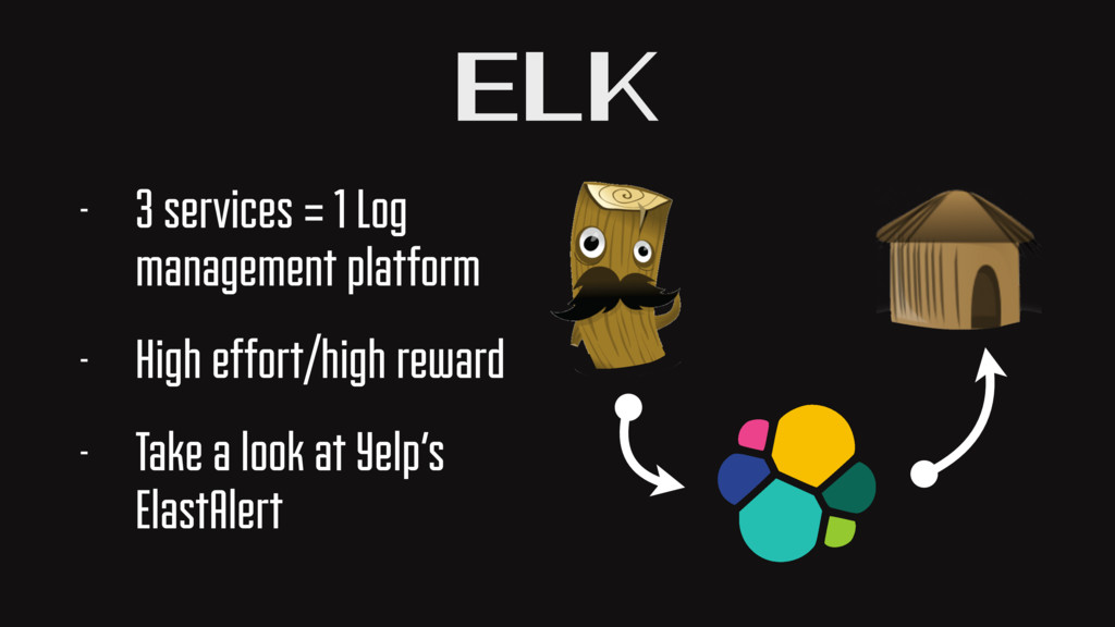 ELK - 3 services = 1 Log management platform - ...