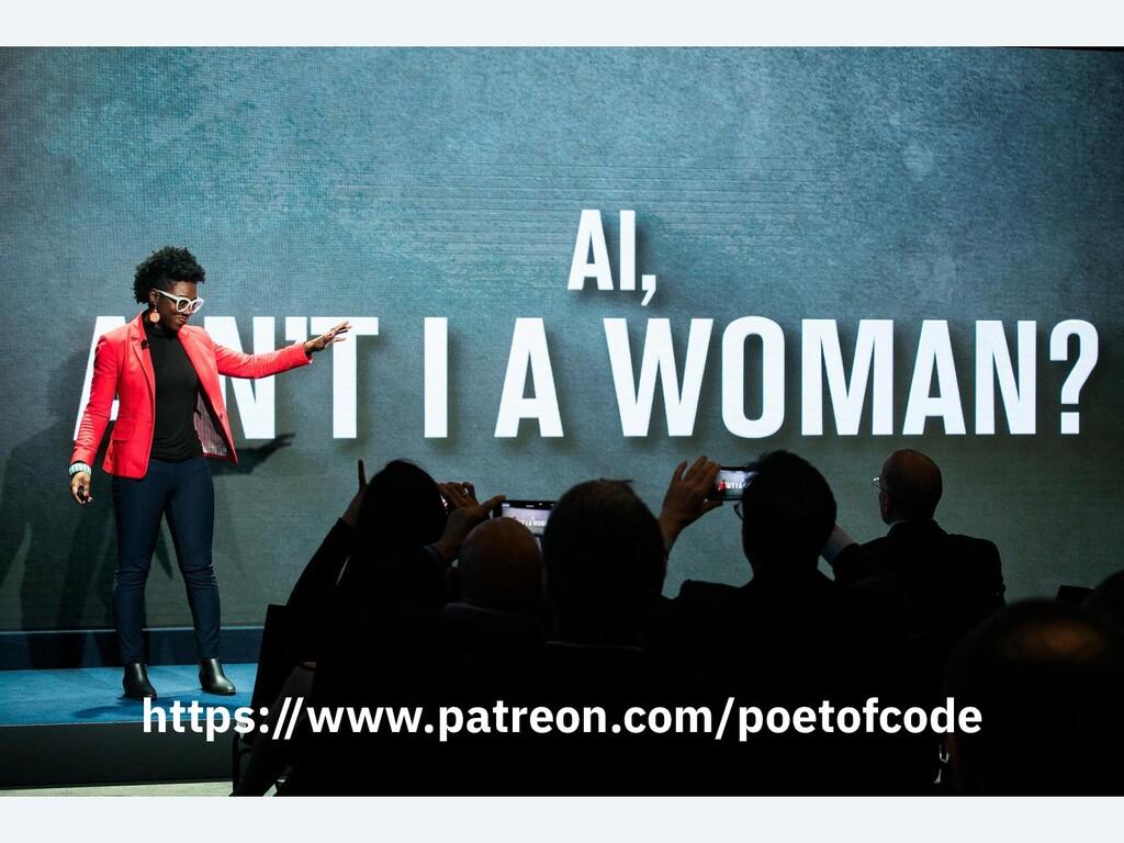 https://www.patreon.com/poetofcode