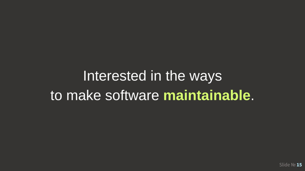Slide № 15 Interested in the ways to make soft...