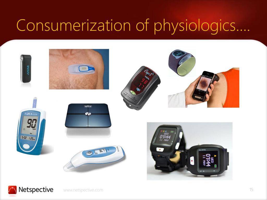 15 www.netspective.com Consumerization of physi...