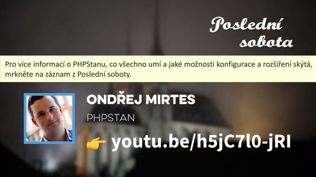 youtu.be/h5jC7l0-jRI  Pro více informací o PHPS...
